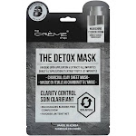 The Detox Mask - Charcoal Clay Sheet Mask L The Crème Shop