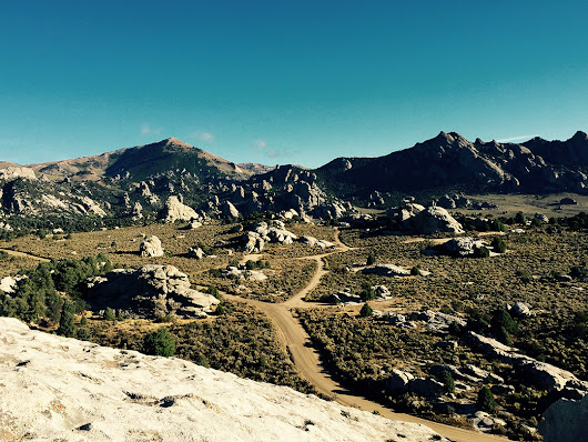 Rock Climbing at City of Rocks National Reserve - Mountain Lovely