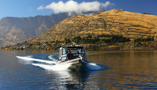 QUEENSTOWN WATER TAXIS PRIVATE CHARTERS - Queenstown Water Taxis