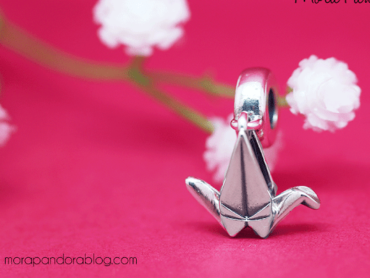 Review: Origami Crane from Pandora Autumn 2016 | Mora Pandora