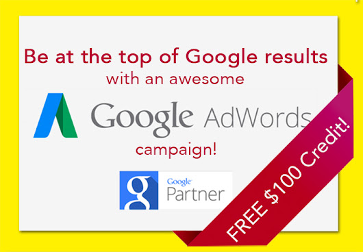 Create an effective AdWords campaign - Including $100 credit! for $249