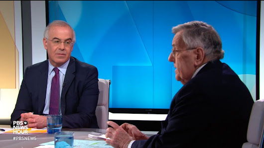 Shields and Brooks on Trump's emergency, Democratic platform