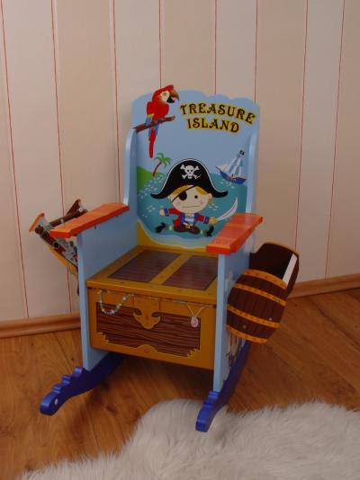2018 Kinderzimmer: Piraten Deko Kinderzimmer