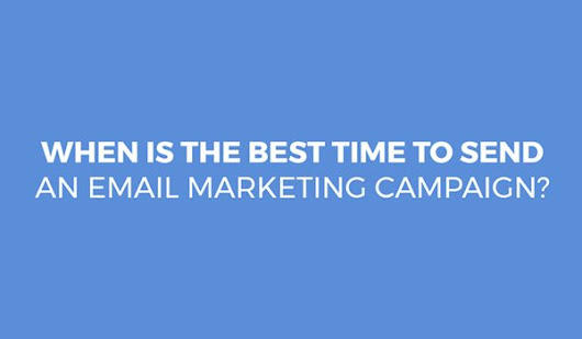 Email Marketing Basics: The Ideal Time to Send Your Emails | Da Manager Web Design & Hosting Blog