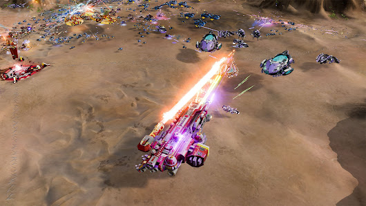 Ashes of the Singularity: Escalation v2.3 is a great reason to return to the battlefield