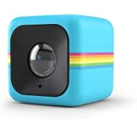 Polaroid Cube ACT II HD 1080p Lifestyle Action Video Camera (Blue) - Updated Features