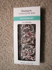 Bissinger's Peppermint Chocolate Bar