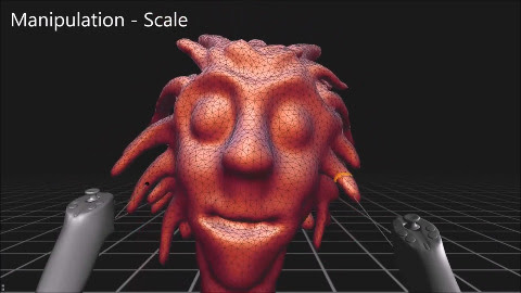 VRClay aims to allow 3D designers to shape models by hand using Oculus Rift and Razer Hydra | Top 4 3D Printing