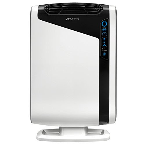 HEPA Air Purifiers ⇒ AeraMax 300 Air Purifier with Large Room Allergy and Asthma 4-Stage Purification