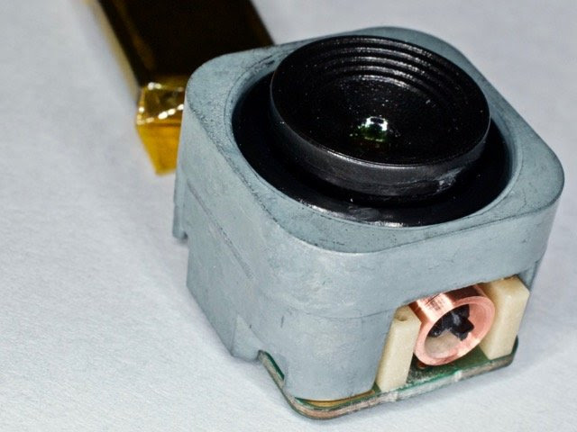 The Front of the Thermal Camera Module