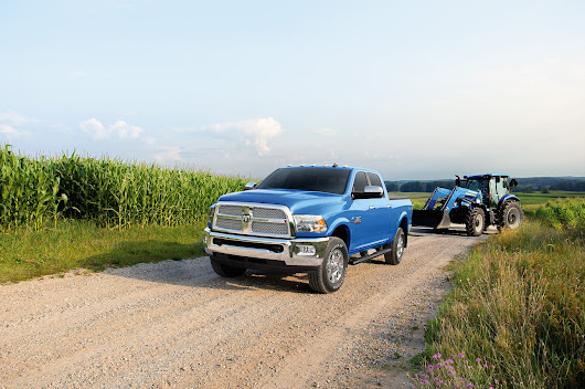 Ram Appeals to American Farmers with the Harvest Edition - Motor Trend