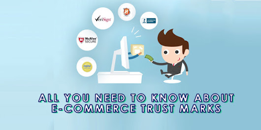 All You Need to Know About eCommerce Trust Marks [Infographic]