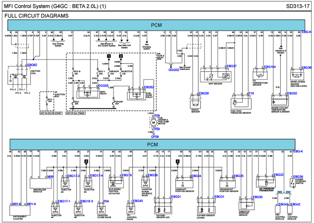 2010 kia soul wiring diagram image 3