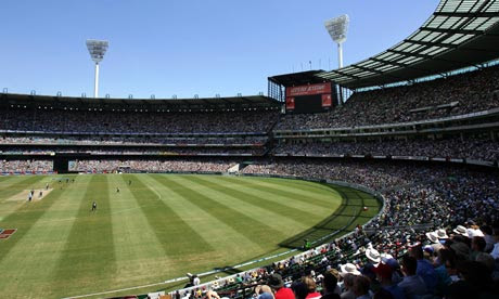 The MCG will host the first ODI against England