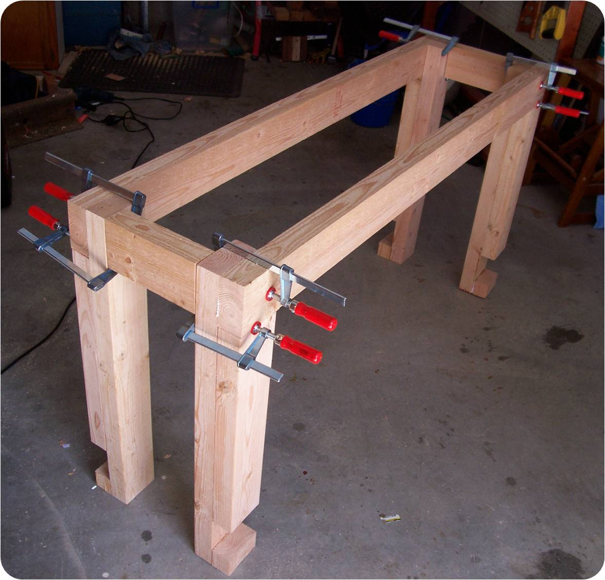 Woodworking Bench Frame Horse Betting In Chicago