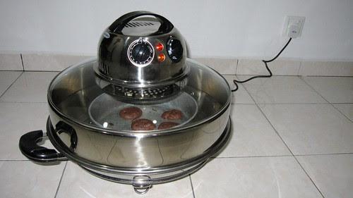 spacewok - turbo oven