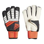 adidas Predator 18 Ultimate Fingersave Goalie Glove (Solar Red) 11 By SoccerEvolution