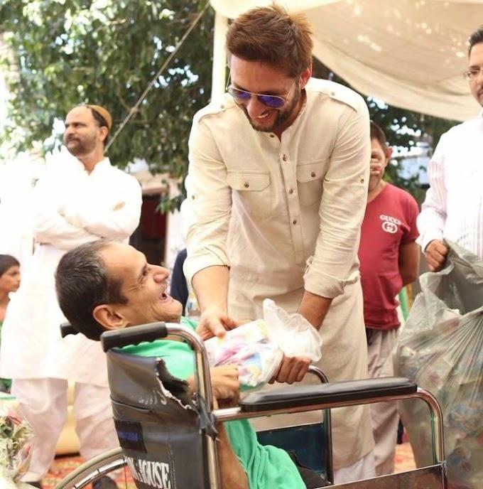 United Across Borders Vs Coronavirus - Shahid Afridi Thanks Yuvraj Singh And Harbhajan Singh For Supporting His Foundation