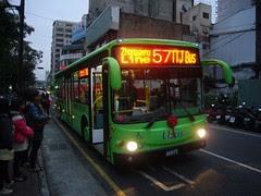 TTJ57路捷運公車最終日