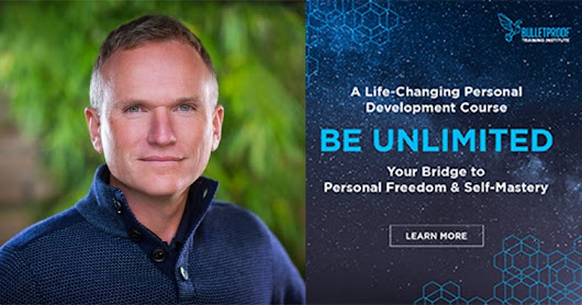 Dr. Mark Atkinson (Be Unlimited) - Biohacker.es
