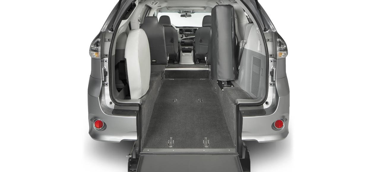 Wheelchair Van Rentals Accessible Features