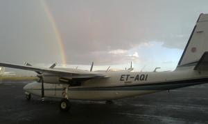 Aquarius Aviation AeroCommander, Ethiopia