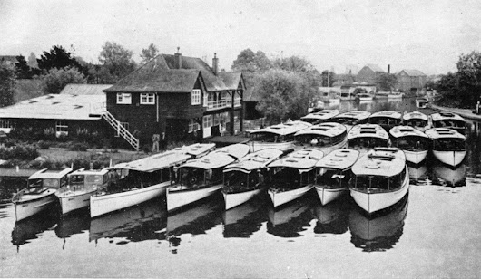 The History of Norfolk Broads Direct and Faircraft Loynes