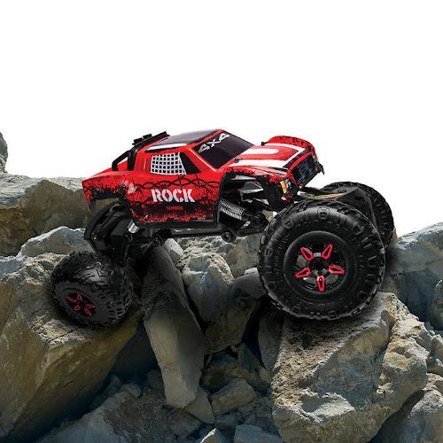 Kid Galaxy Inc Rock Climber RC 4 Wheel Drive Truck