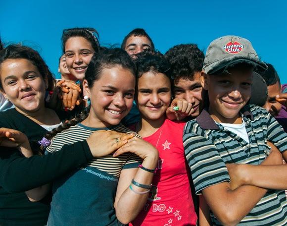Escuela al Campo. Foto: Roberto Chile