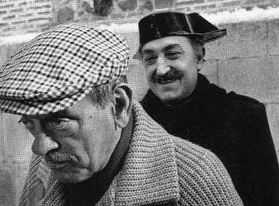 Rodaje de Tristana (Buñuel) en Toledo