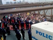 Més de 700 detinguts a Nova York durant les protestes contra Wall Street