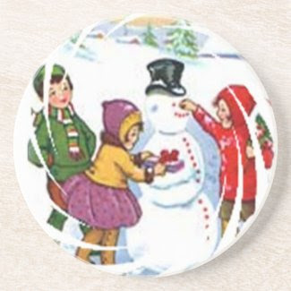 Christmas Coasters coaster