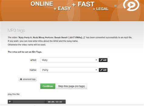 convertmpnet  youtube  mp tutorial step