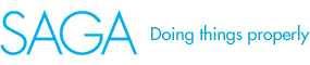 the SGA logo