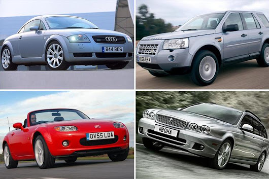 The best second-hand cars you can buy for less than £1,000 – and even luxury models go for cheap