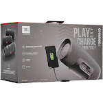 JBL - Charge 4 Portable Bluetooth Speaker - Gray Stone