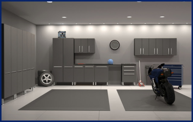 Ulti-Mate Garage Cabinets By BH North America