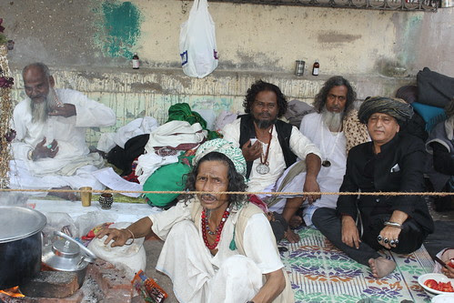The Chancawalli Rafaees at Makhdhoom Shah Baba Dhuni Mahim by firoze shakir photographerno1