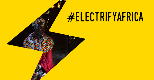 Send a message to your rep: Pass Electrify Africa NOW