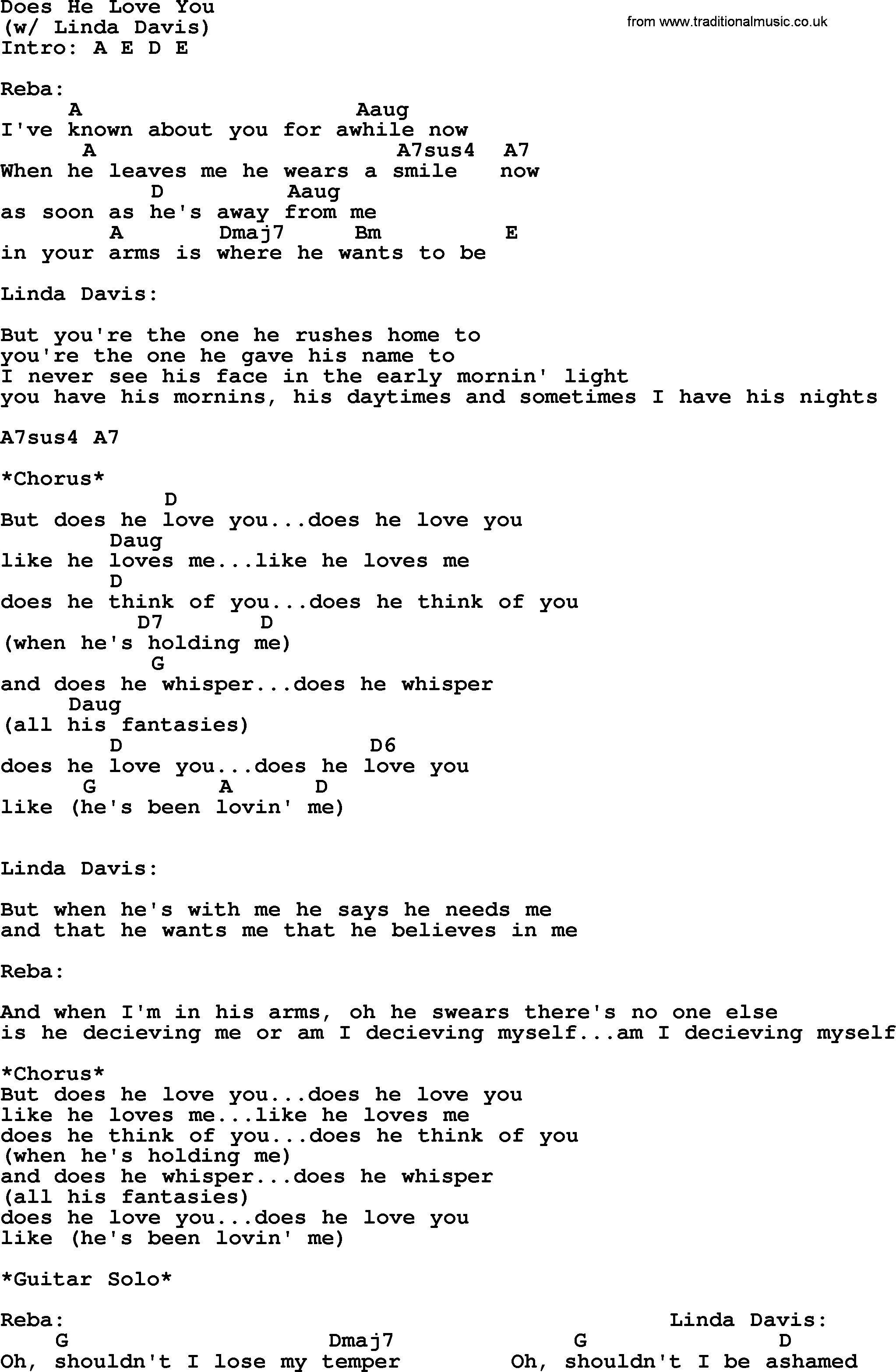 Oh How He Loves You And Me Lyrics And Chords   LyricsWalls