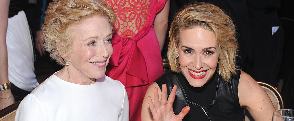 Prepare to Fall in Love With Sarah Paulson and Holland Taylor's Romance