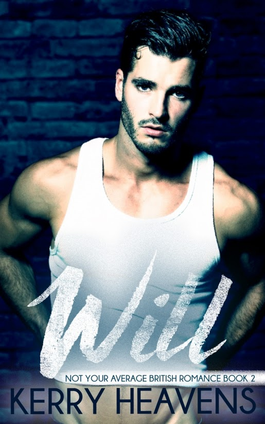 Blog Tour with Review: Will by Kerry Heavens @kerryheavens