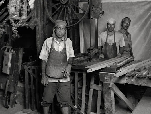 Photos of India's Endangered Professions