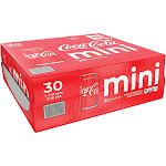 Coca-Cola Mini (7.5 oz., 30 pk.)