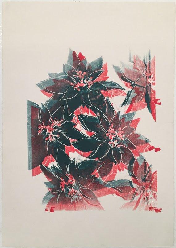 Poinsettias, 1985