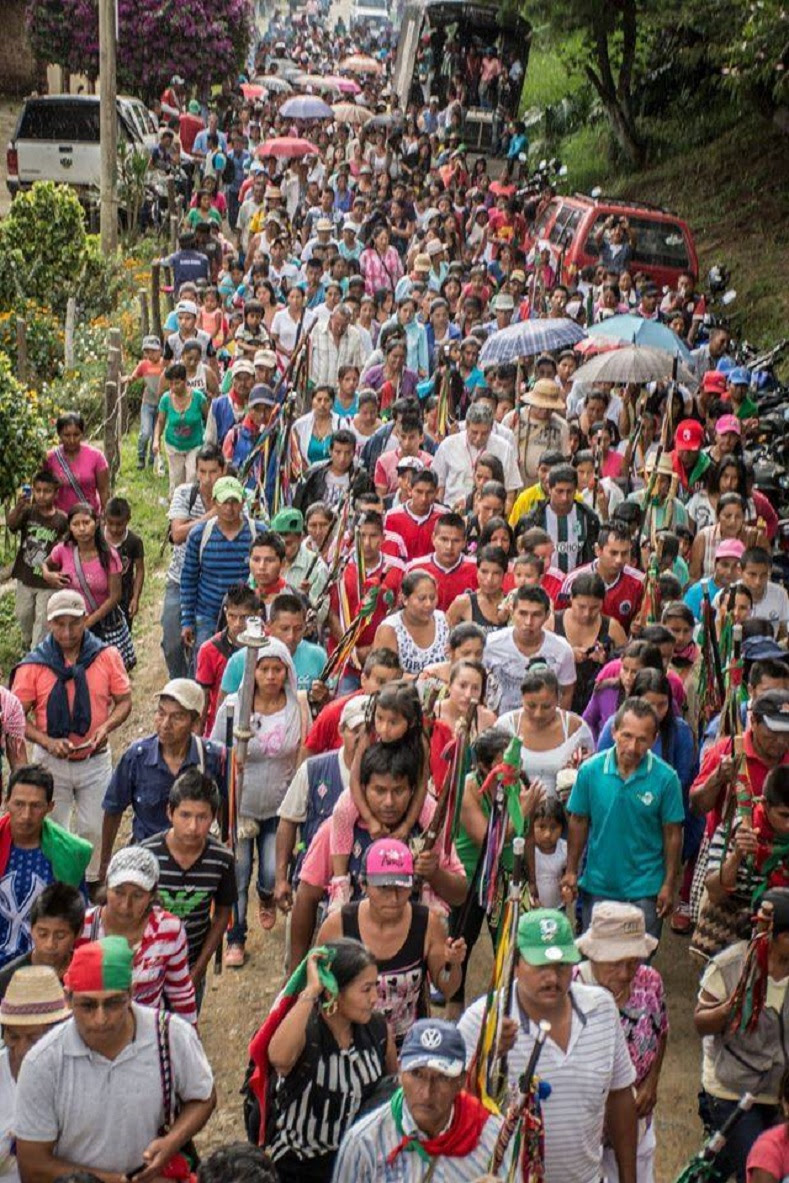 This is not the first time Colombian campesinos have mobilized to demand the government meet its social and political obligations, but it is the largest Minga to date.
