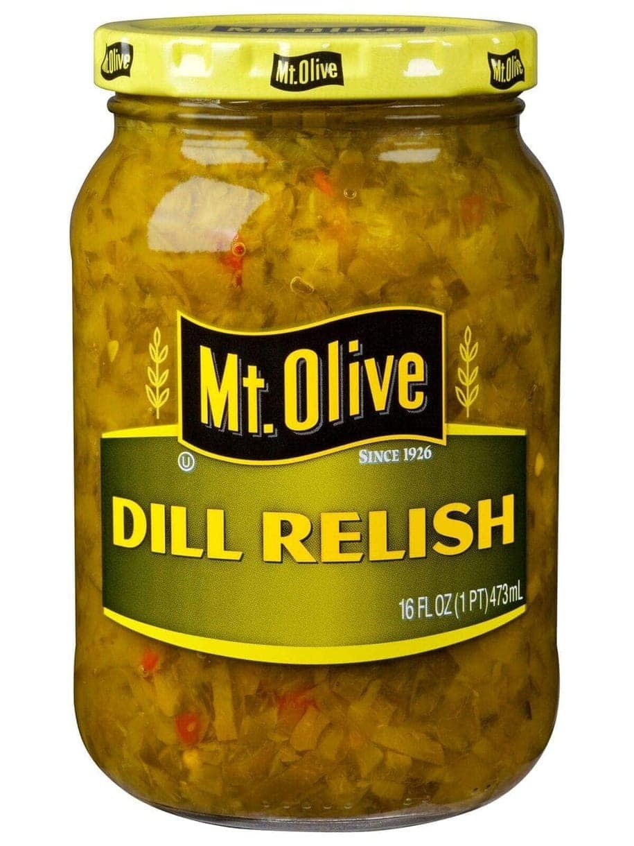Dill Relish - Mt Olive Pickles