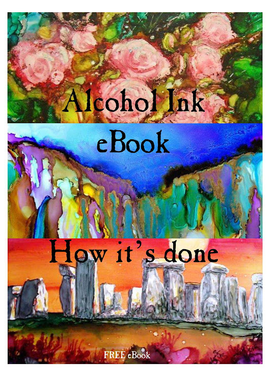 Free Alcohol Ink eBook: How It s Done