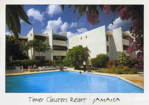 Airport transfers Montego Bay to Tower Cloisters Condominium Resort
