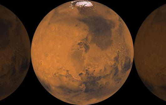 NASA stronghold about Life on Mars